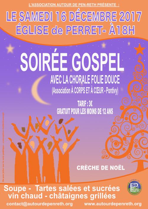 Soirée Gospel 2017