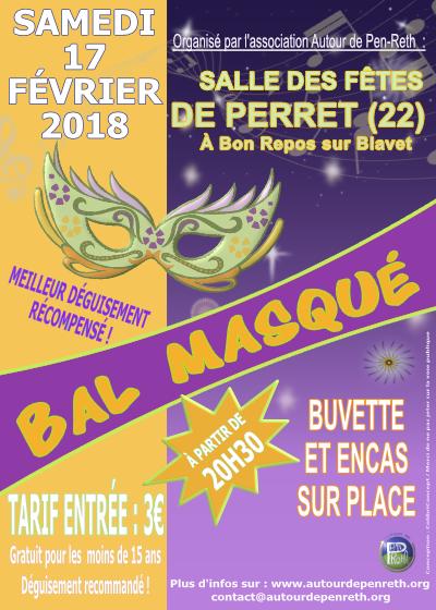 Bal Masqué 2018