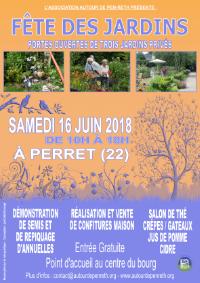 Fête des jardins 2018